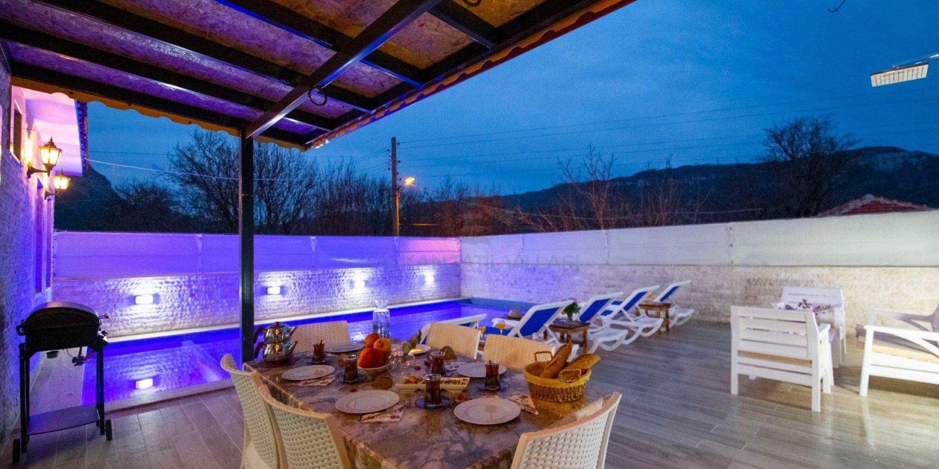 Villa Cevizdibi